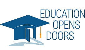 Education Opens Doors logo 2018