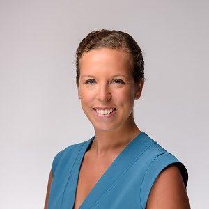 Kinvolved entrepreneur headshot of Miriam Altman