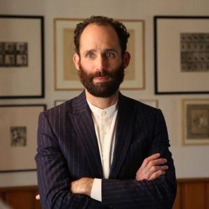 Benjamin Fels macro-eyes entrepreneur