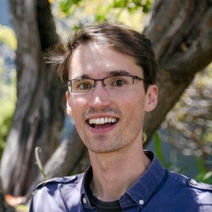 WattTime entrepreneur Gavin McCormick headshot