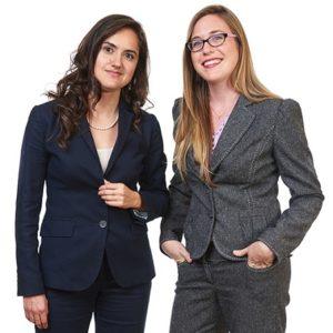 Cloud to Street entrepreneurs Bessie Schwarz and Beth Tellman