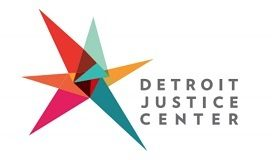 Detroit Justice Center logo