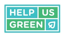 HelpUsGreen logo