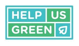 HelpUsGreen logo